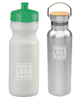 Custom School Water Bottles