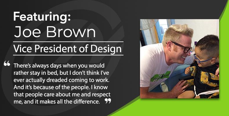 Employee Spotlight: Joe Brown