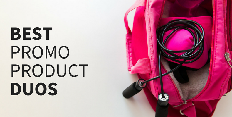 Promo Product Duos To Boost Your Marketing Potential