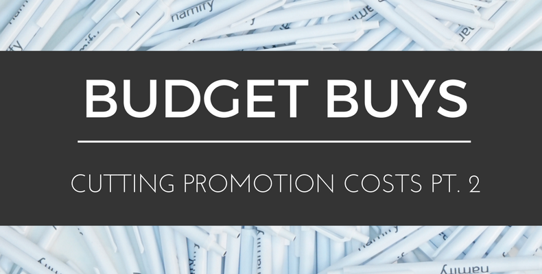 Budget Buys: Saving Some Green on Swag (Part Two)