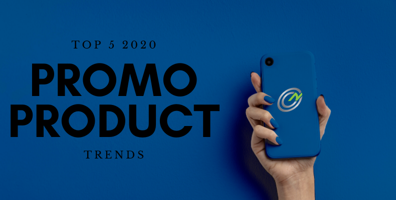 Top 5 2020 Promo Product Trends