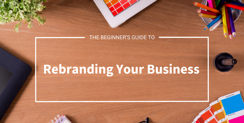 Rebranding: Design Tips To Save Time And Hassle