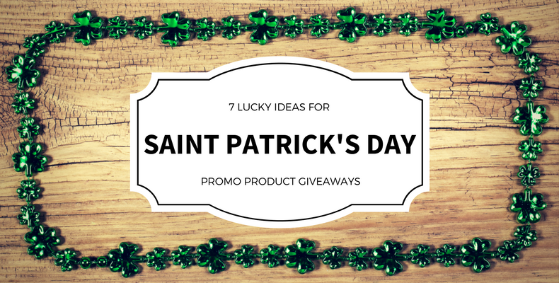 Get Inspired: Saint Patrick's Day Giveaway Ideas